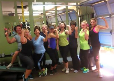 Motivative Health & Fitness Women's Only Private Group Fitness Training Session in Citrus Heights, CA 95610.